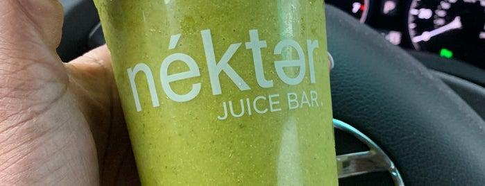Nekter Juice Bar is one of Mattさんの保存済みスポット.