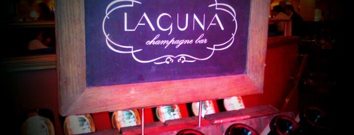 Laguna Champagne Bar is one of Las Vegas.