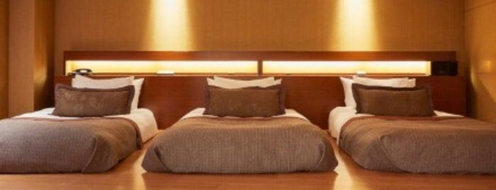 志摩観光ホテル ザ ベイスイート is one of ZN'ın Beğendiği Mekanlar.