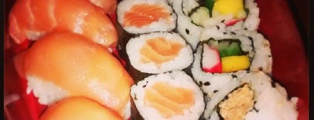 Sushi Japa Chan is one of Tempat yang Disukai Warley.