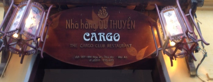 Cargo Club is one of Locais salvos de Bo.