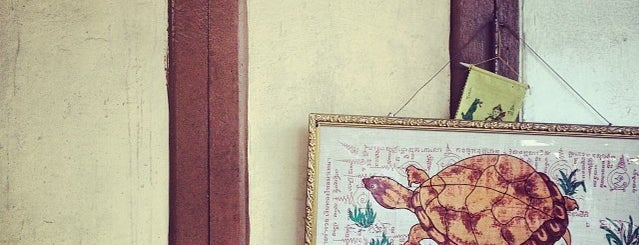 Wat Po Thai Traditional Medical School is one of Ladybug : понравившиеся места.