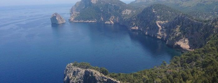 Cala Formentor / Cala Pi de la Posada is one of Mallorca.