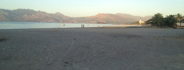 Subic Bay Boardwalk is one of Must Visit in Olongapo City - #visitUS.