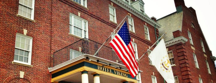 Hotel Viking is one of USA: Hotels.