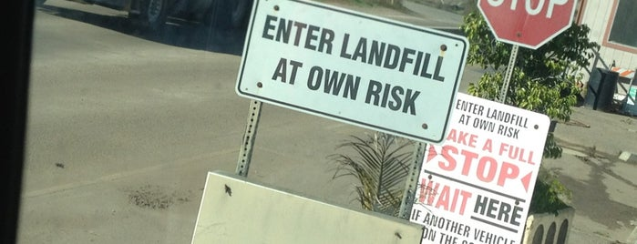 Miramar Landfill is one of Lieux qui ont plu à Isidro.