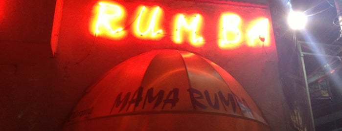 Mama Rumba is one of Condesa.