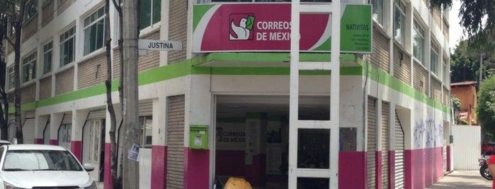 Servicio Postal Mexicano is one of Tempat yang Disukai Dann.