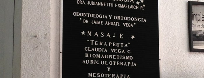 Consultorio Dra. Judiannet Esmaelaich is one of Jose : понравившиеся места.