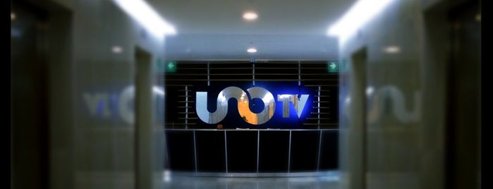 Uno TV is one of Corps.