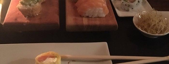 Sushi woman is one of Gespeicherte Orte von Sergio.