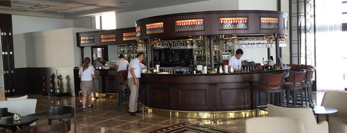Olive Garden (Papillon Zeugma Hotel) is one of Lieux qui ont plu à Ladybug.