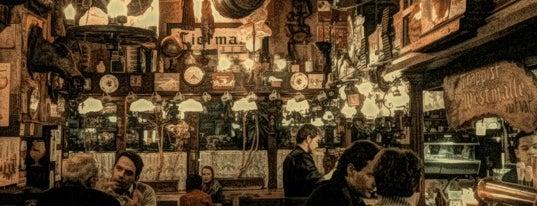 Herberg De Dulle Griet is one of Top Bars in Ghent.