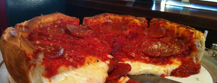Giordano's is one of Guide to Chicagoland's best spots.