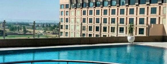 Radisson Blu Hotel is one of Lugares que quero conhecer.