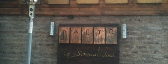 Pacto Arte Bar is one of Locais curtidos por Patricio.