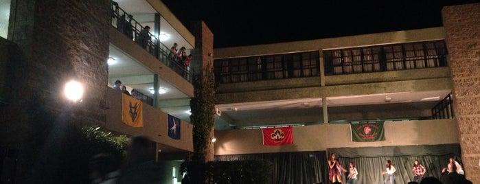 Colegio Pedro de Valdivia Las Condes is one of Fran!'ın Beğendiği Mekanlar.