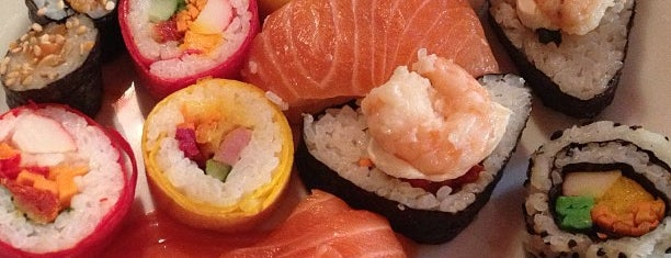 Muralha da China is one of Sushi in Porto Alegre.