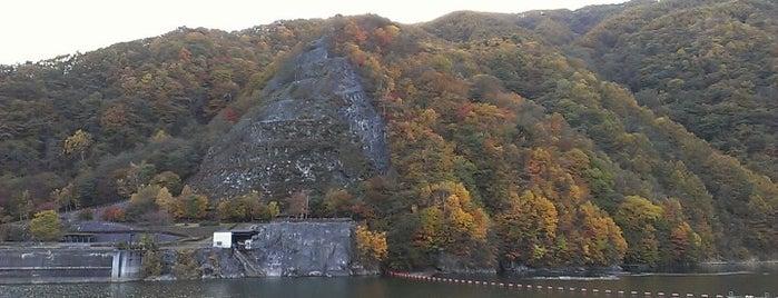 広瀬ダム is one of Ktさんのお気に入りスポット.