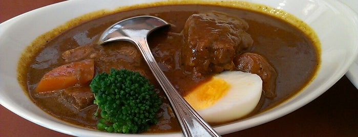 カレー屋 ばんび is one of TOKYO-TOYO-CURRY 3.