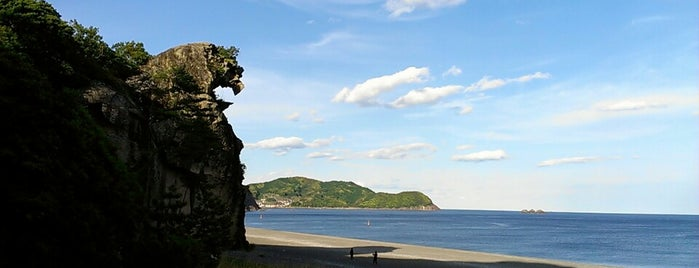 獅子岩 is one of 行きたい所.