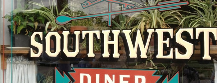 Southwest Diner is one of Orte, die Jonathan gefallen.