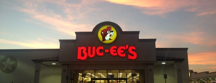 Buc-ee's is one of Favorite.
