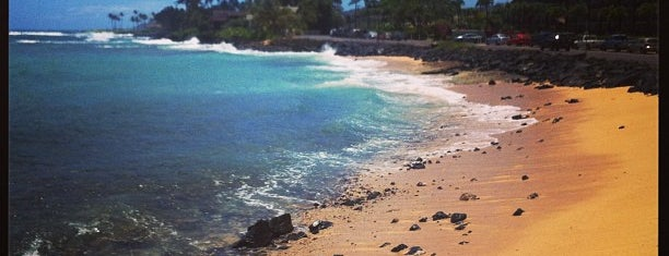 Lawaii Beach is one of South Shore Kauai.