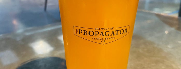 Firestone Walker Brewing Company - The Propagator is one of Places to try out.