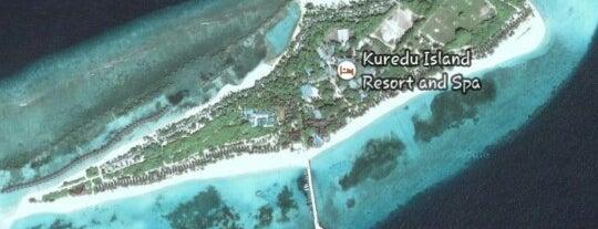 Kuredu Island Resort is one of Maldives.