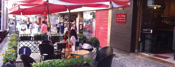 Cantata Café is one of Senhas wifi Curitiba.