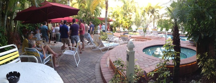 The Worthington Guest House is one of Gayborhood #FortLauderdale #WiltonManors.