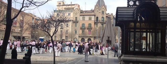 Plaça de Sant Domènec is one of Places castelleres de nou.
