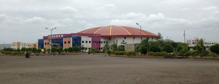 sports arenas and auditoriums