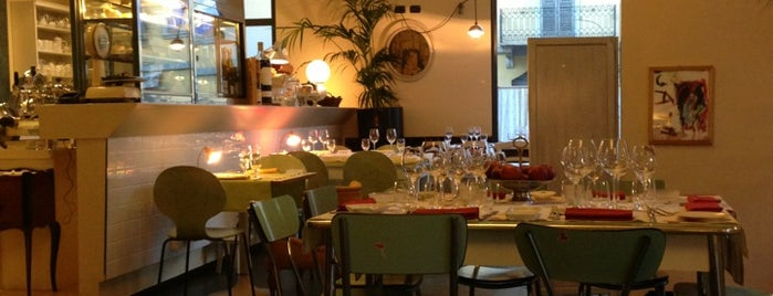 Aromando Bistrot is one of Milan(o) the BEST! = Peter's Fav's.