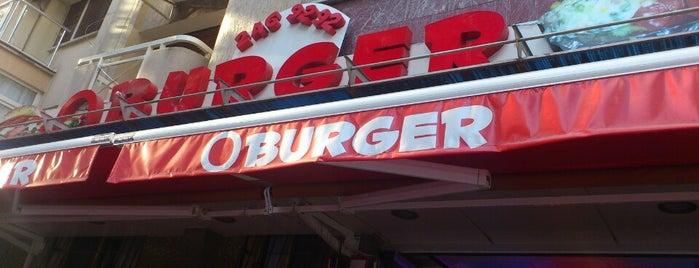 O'Burger is one of Lugares guardados de eLiF.