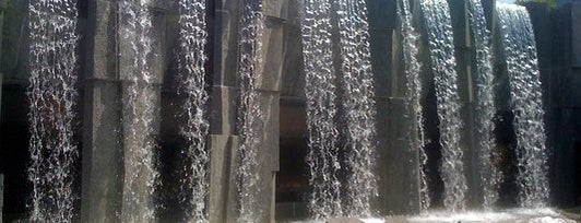 Martin Luther King Jr. Fountain is one of Must-See African American Historical Places In US.