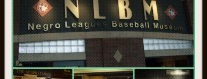 Negro Leagues Baseball Museum is one of Arthur's Main list of things to do..
