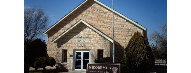 Nicodemus National Historic Site is one of Must-See African American Historical Places In US.