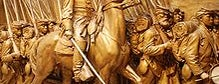 Robert Gould Shaw Memorial is one of Must-See African American Historical Places In US.