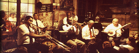 Preservation Hall is one of Must-See African American Historical Places In US.