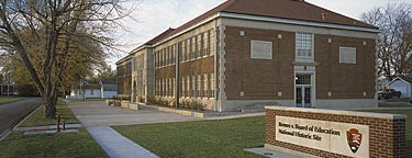 Brown vs. Board of Education National Historic Site is one of Must-See African American Historical Places In US.