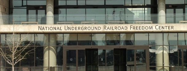 National Underground Railroad Network to Freedom is one of Arthur's Main list of things to do..
