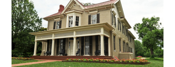 Frederick Douglass National Historic Site (NHS) is one of Must-See African American Historical Places In US.