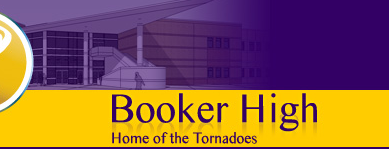 Booker High School is one of Arthur's Main list of things to do..