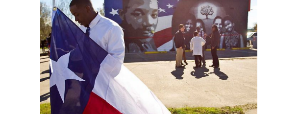 Martin Luther King Jr. Mural is one of MUNDO À FORA.