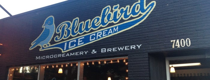 Bluebird Ice Cream is one of Seattle: Ice Cream/Dessert.