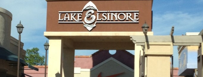 Lake Elsinore Outlets is one of San Diego.