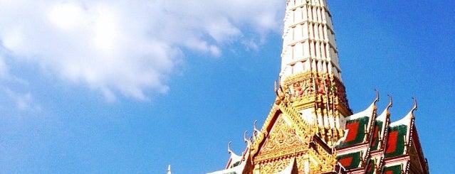 Wat Chakkrawat is one of Lieux qui ont plu à Vee.