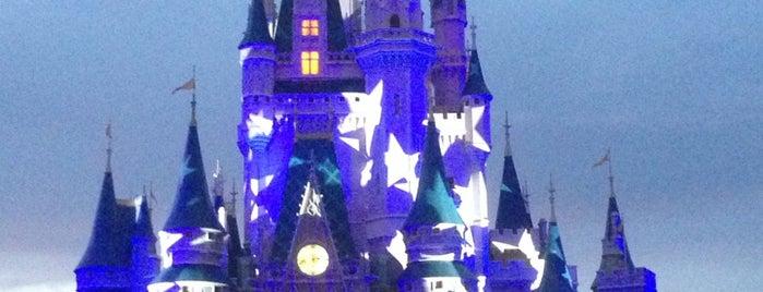 Disney's Celebrate America - July 4th Fireworks is one of Orte, die Lauren gefallen.